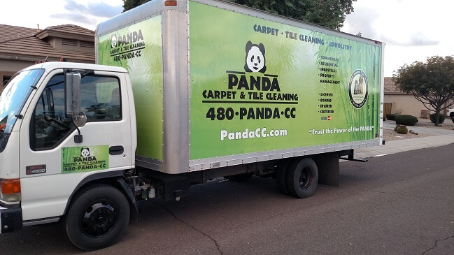 Panda Carpet Cleaning Services